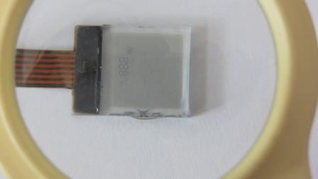 无偏光片段式液晶屏,透光率85%以上