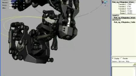 机器人NEO的设置DEMO