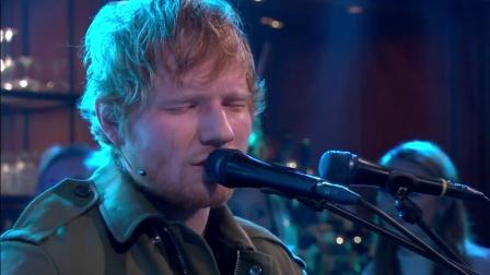 【猴姆独家】黄老板Ed Sheeran最新爱尔兰现场献唱3首新单