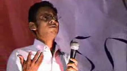 印度老公学生会竞选演讲
