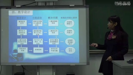 高二《醛》河北郭爱珍(2016年河北省高中化学优质课评选)