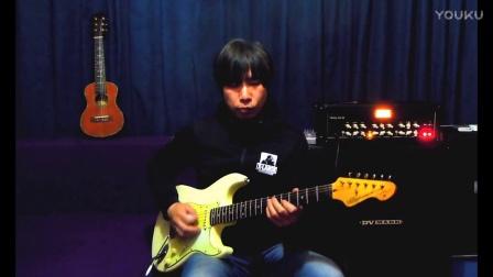 汶麟玩吉他之《自由变焦》