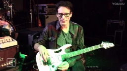 Steve Vai - Introducing The Carvin Legacy Drive Pedal(720p)