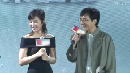 成龙新片《英伦对决》搭档007 拒接刘涛主动献吻