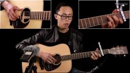 吉他弹唱《成都》民谣木吉他弹唱教学 西安简单吉他