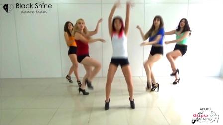 欧美青春妹子翻跳--PSY DADDY (feat. CL of 2NE1)