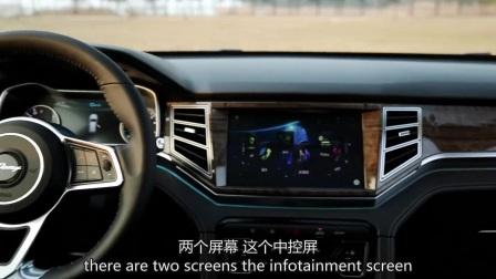 配置是亮点 试驾众泰大迈X7 1.8T手动