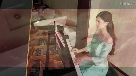 在这个世界相遇 钢琴演奏