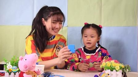 儿童手工洗衣机食玩试吃制作视频美味食玩亲子手工-小卡手工课