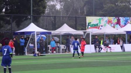 2017观澜湖青少年足球联盟赛