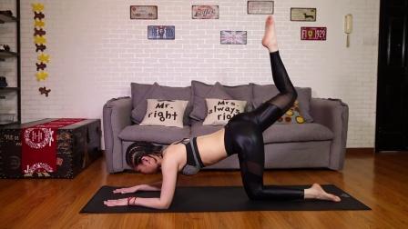 MODO健康Vol.19-每天5分钟家庭极速燃脂塑形健身运动「腿部篇」