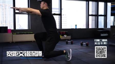 21天训练计划:第17天,三种不同深蹲动作解析,锻炼你的下肢力量!