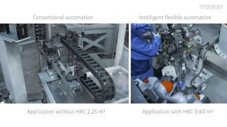 车身制造的人机协作