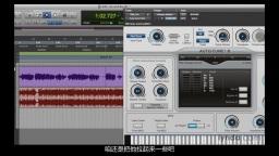 "速攻Auto-Tune 8叮咚音频定制版-07、""Auto-Mode""与""Solid-Tune""协作修音"