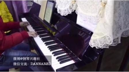 钢琴~卡农_tan8.com