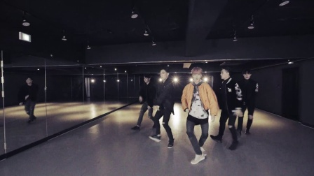 鹿晗《敢(Roleplay)》练习室版MV