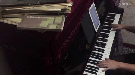《大唐荣耀》插曲ost《夙念》钢琴曲