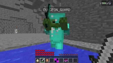 大海解说 我的世界Minecraft 猪猪侠特工秘境追踪