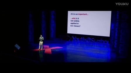 如何进行创造性学习:梁海宁-TEDxYouthSuzhou
