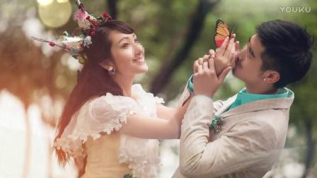 E4婚礼相册 edius premiere 会声会影视频模板