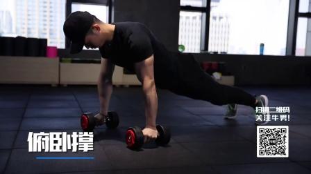 21天训练计划:第21天,10个超级实用的全身性锻炼动作!
