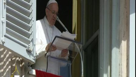 教宗三钟经:十字架就是复活之门