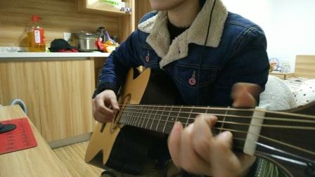 池靖 - 弹唱 吉他弹唱 林俊杰