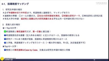【日本读研】社会学小片段试听