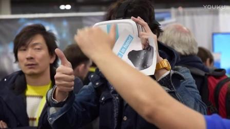 Hubblo VR at CES 2017  拉斯维加斯的科技之旅