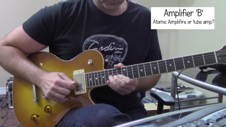 Atomic Amplifire vs Boutique Tube Amp