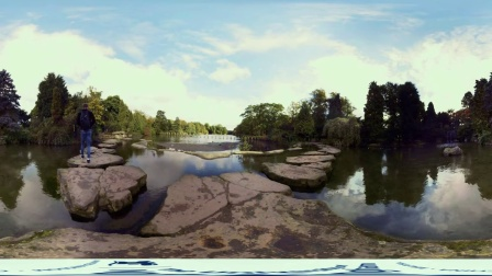 Experience a day in the life of a Nottingham student in the UK 360