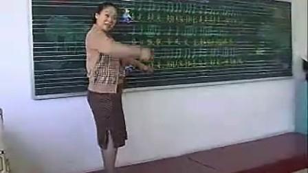 小学二年级音乐优质课视频《去郊游》牟红霞