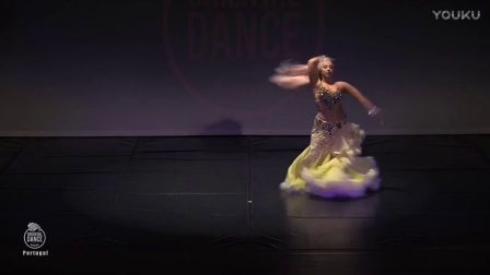 NEW! DIVA DARINA 2016 Modern Baladi in Portugal, Lisbon Oriental Dance Weekend