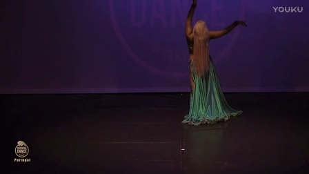 DIVA DARINA in Portugal, Lisbon 2016 Oriental Dance Weekend Pop song