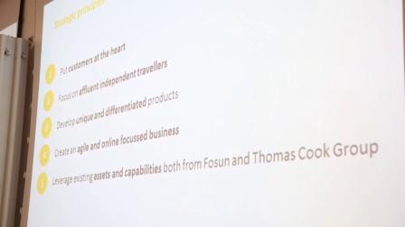 How Fosun helps Thomas Cook break into China's travel market
