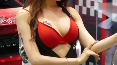 2016韩国首尔汽车沙龙 美女车模Part36