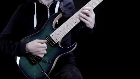 卫斯理地塚德国前卫死亡金属 OBSCURA - Perpetual Infinity - Rafael Trujillo 吉他器乐演示