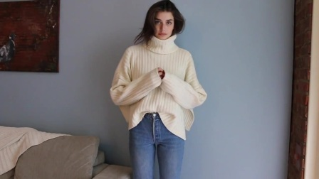 Winter Clothing Haul   Try Ons 2017 - Jessica Clements