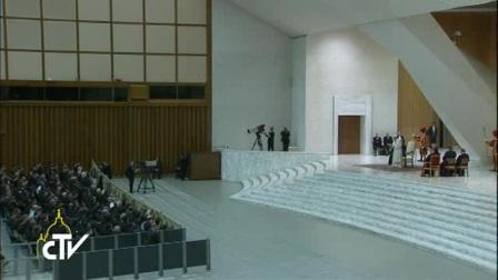 教宗接见圣座圣赦院进修班学员:耶稣喜欢听告解司铎慷慨运用祂的慈悲