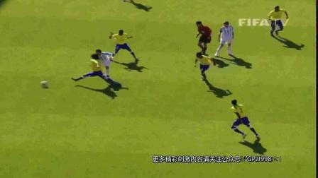 【爱滚球】梅西2005-20016阿根廷精彩进球TOP10