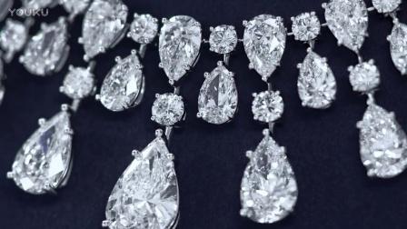 海瑞温斯顿高级珠宝项链