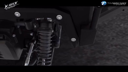 Thunder Tiger雷虎 K-ROCK G5大脚车 3D解析