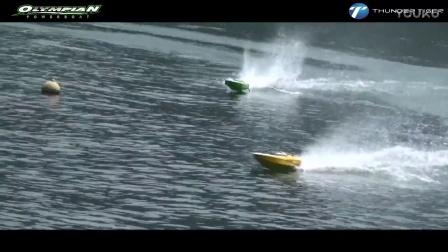 Thunder Tiger - 雷虎奥林匹亚电动船OLYMPIAN 户外试玩
