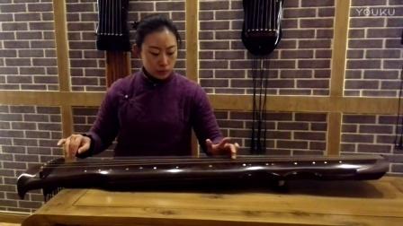 天中古琴-8200紫檀配件古琴-2