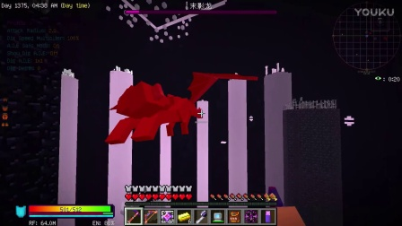 【红叔】红小队的天空工厂3 SkyFactory3 第十六天【红叔一周模组系列 第五期】- 我的