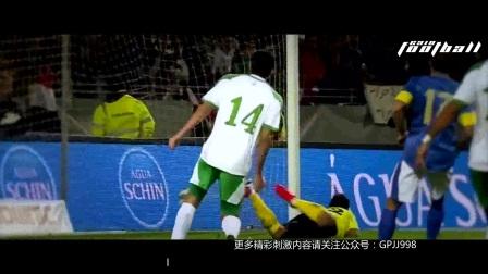 【爱滚球】梅西vs内马尔 ●阿根廷vs巴西精彩进球Top 10 Goals