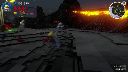 凯麒《LEGO乐高世界》‖我的世界之王 03熔岩星之旅