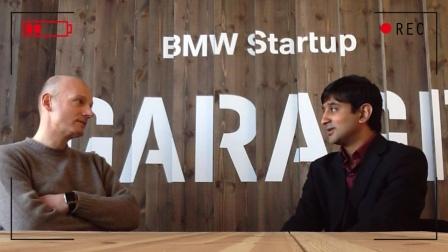 The making of BMW's Startup GARAGE