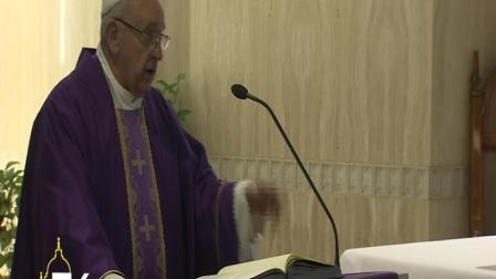 教宗清晨弥撒:告解亭不是乾洗店,别在告解亭窃取假宽恕