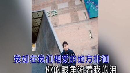 赵鑫-你的眼角流着我的泪 红日蓝月KTV推介